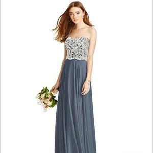 Dessy Bridesmaid Dress Size 8